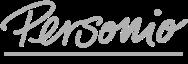 Personio logo white