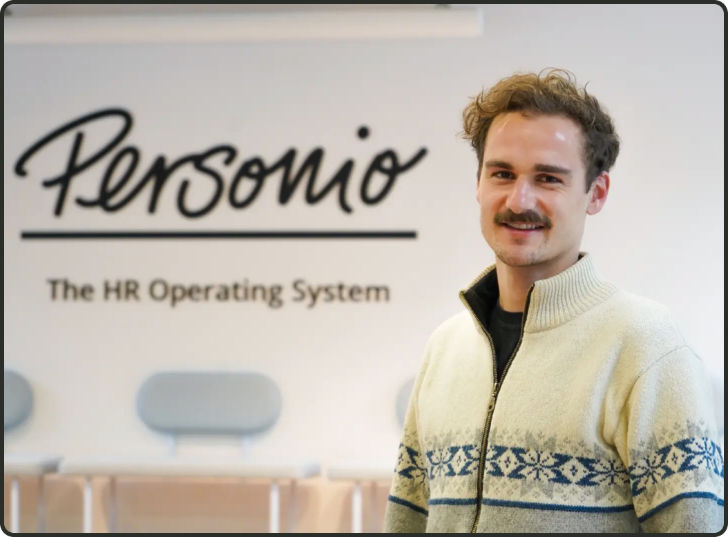 Demodesk's first customer was Emil Mahr, AE, from Personio in 2018. They are still using Demodesk to sell from anywhere.