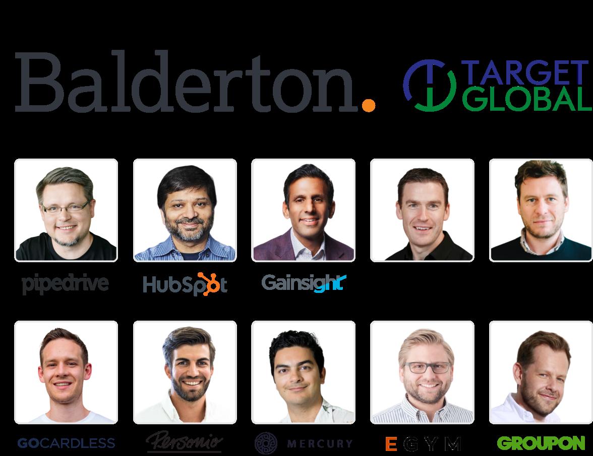 In 2020, an additional $8M was raised from Balderton, Target Global, & angel investors: Martin Henk, Dharmesh Shah, & more.