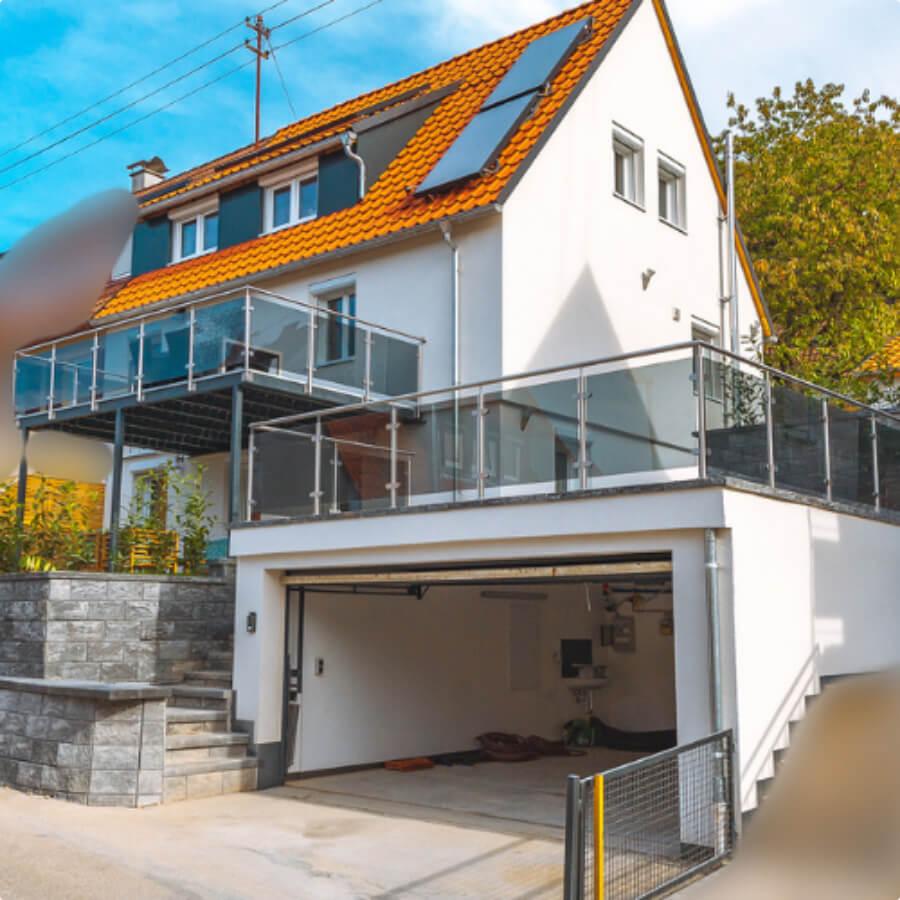 Doppelhaus verkauft