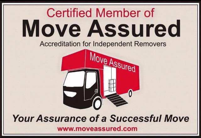 Move Assured logo