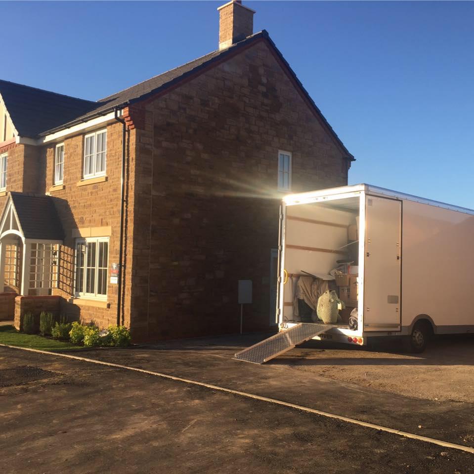 moving house northampton