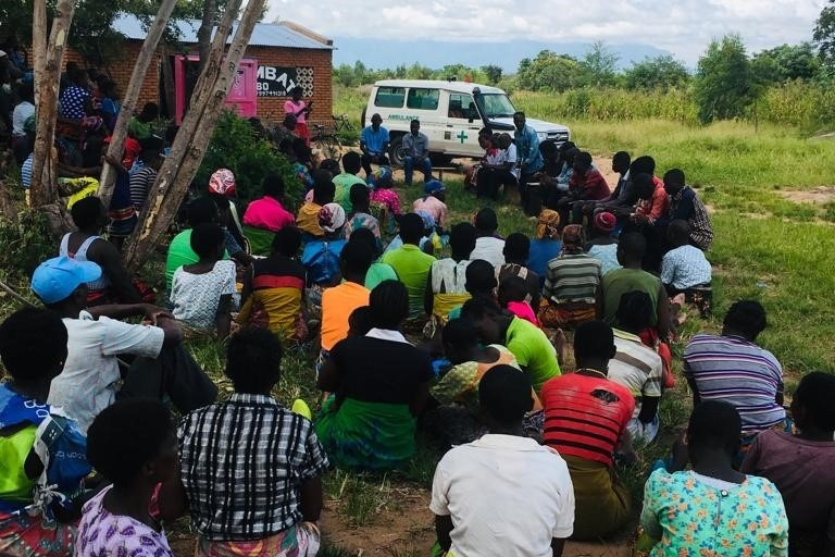 Malawian villagers recover from a flood with the assistance of GAIA and their supporters and donors