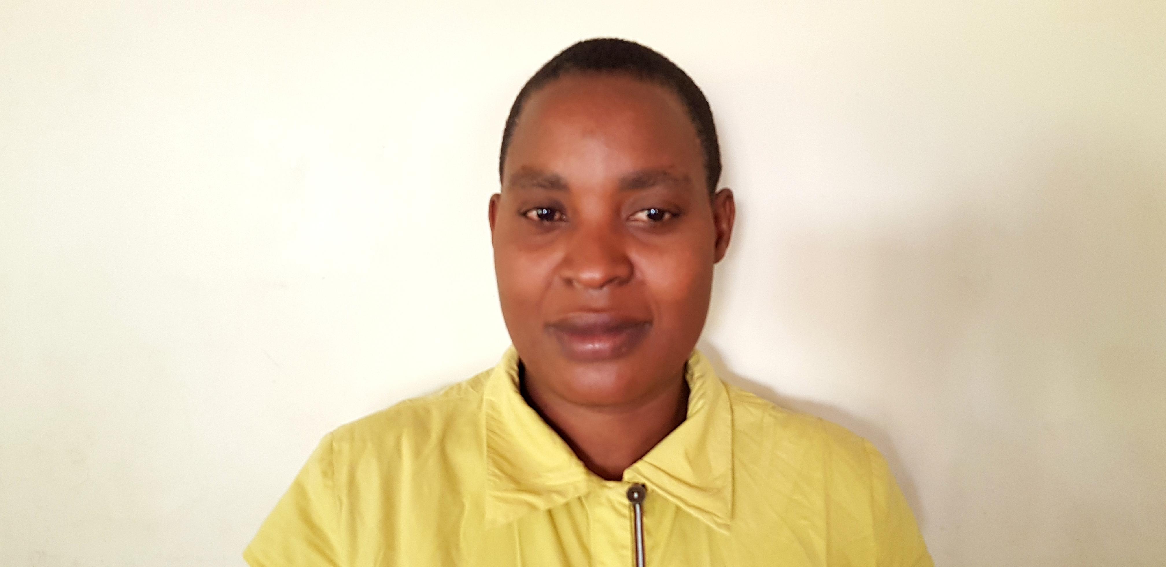 Bridget Mwangolemba