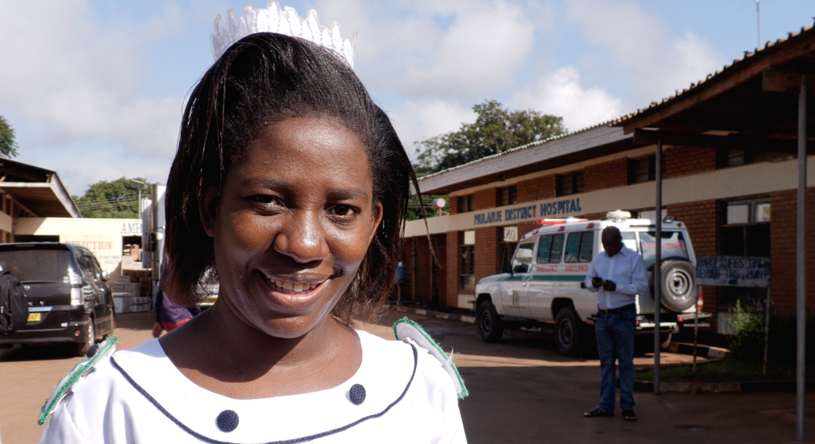 A GAIA Nursing Scholar Graduate is now the nurse in charge of the pediatric unit of Mulanje District Hospital. She was able to finish her nursing education with the addition of wrap around support from GAIA so that she could focus on her studies without the burden of financial hardship.