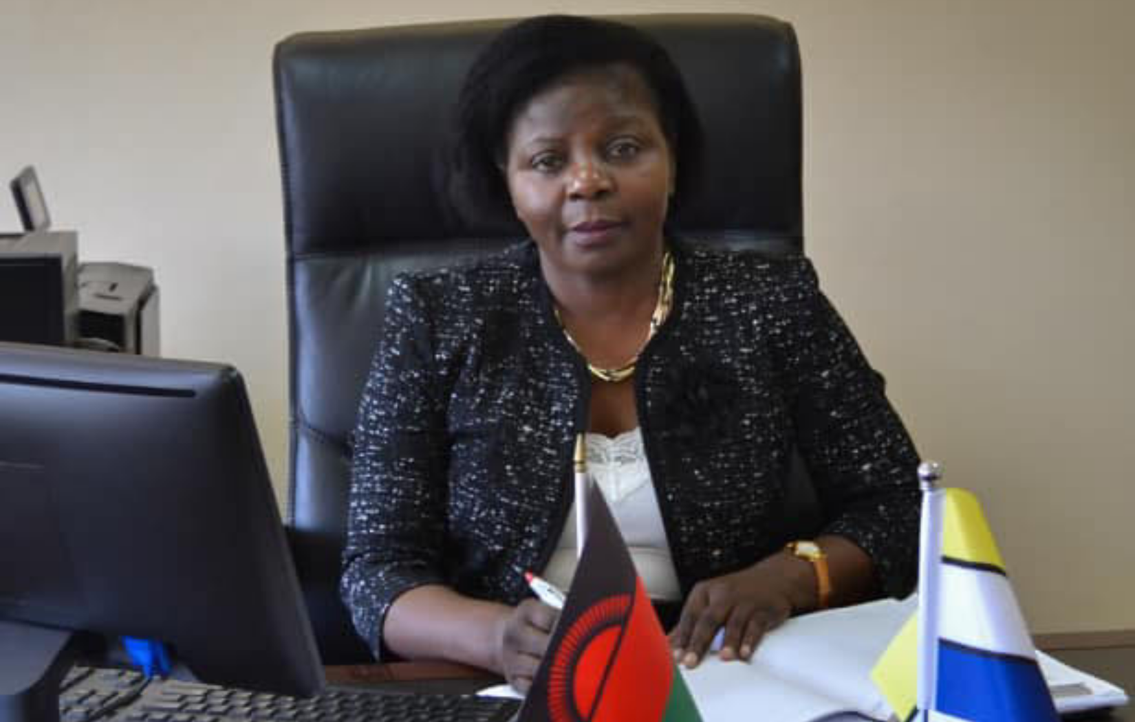Dr. Mercy Pindani, former principal of Kamuzu University of Health Sciences in Southern Malawi, is honored and remembered for her work in health workforce development in Malawi and her commitment and dedication to the next generation of healthcare professionals.