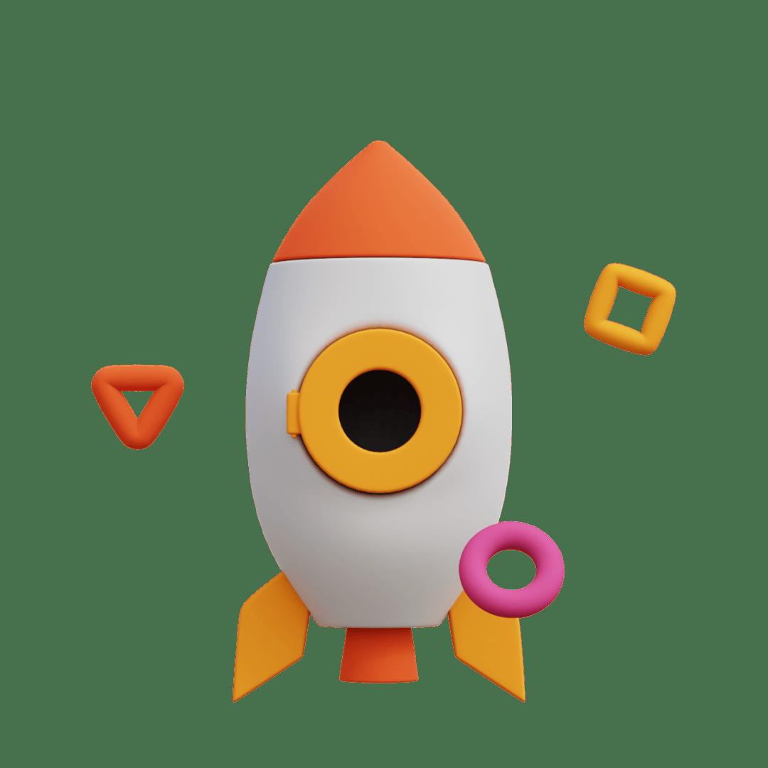 Net Zero Carbon Rocket