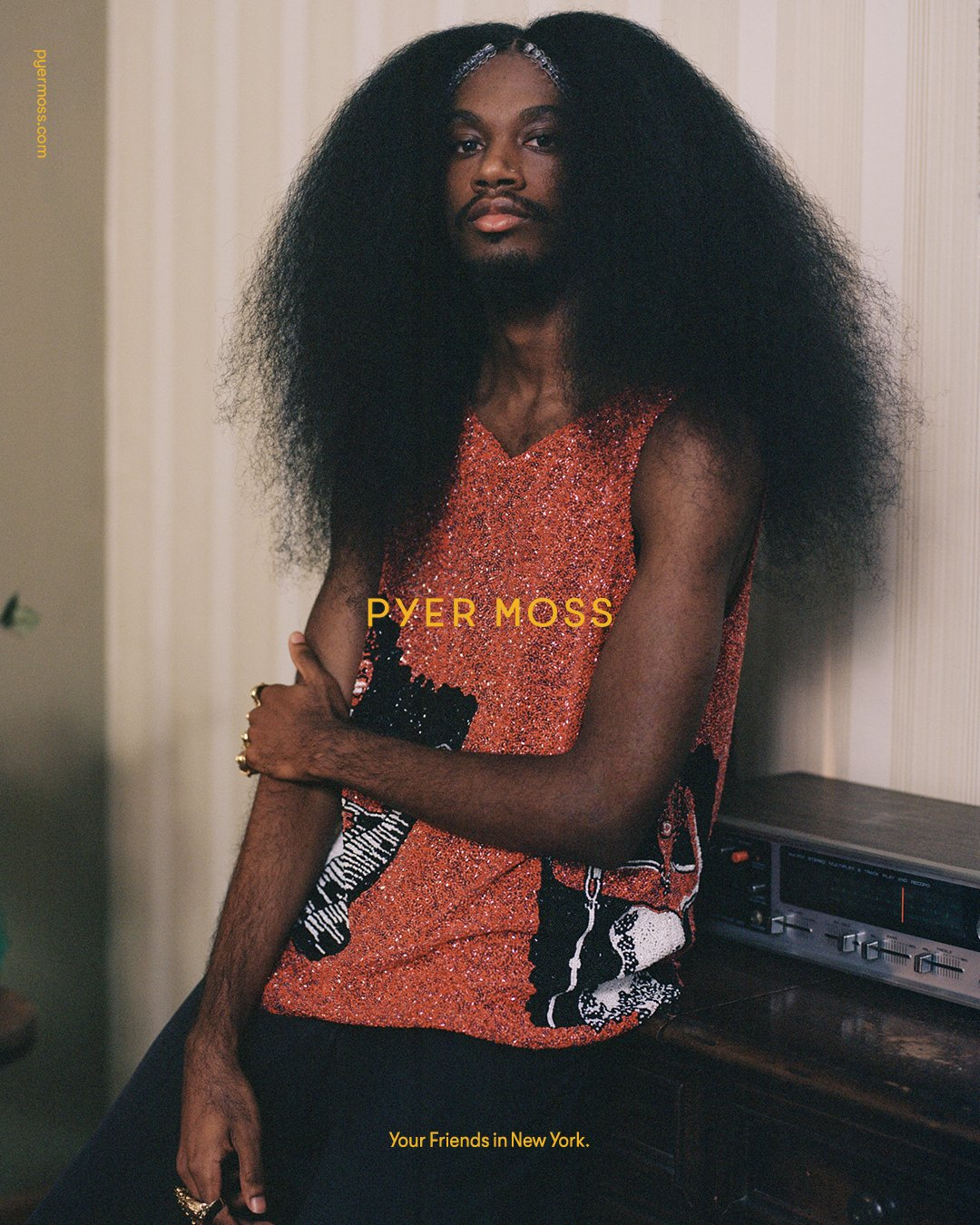 """Pyer Moss Collection 3 """"SISTER"""""""