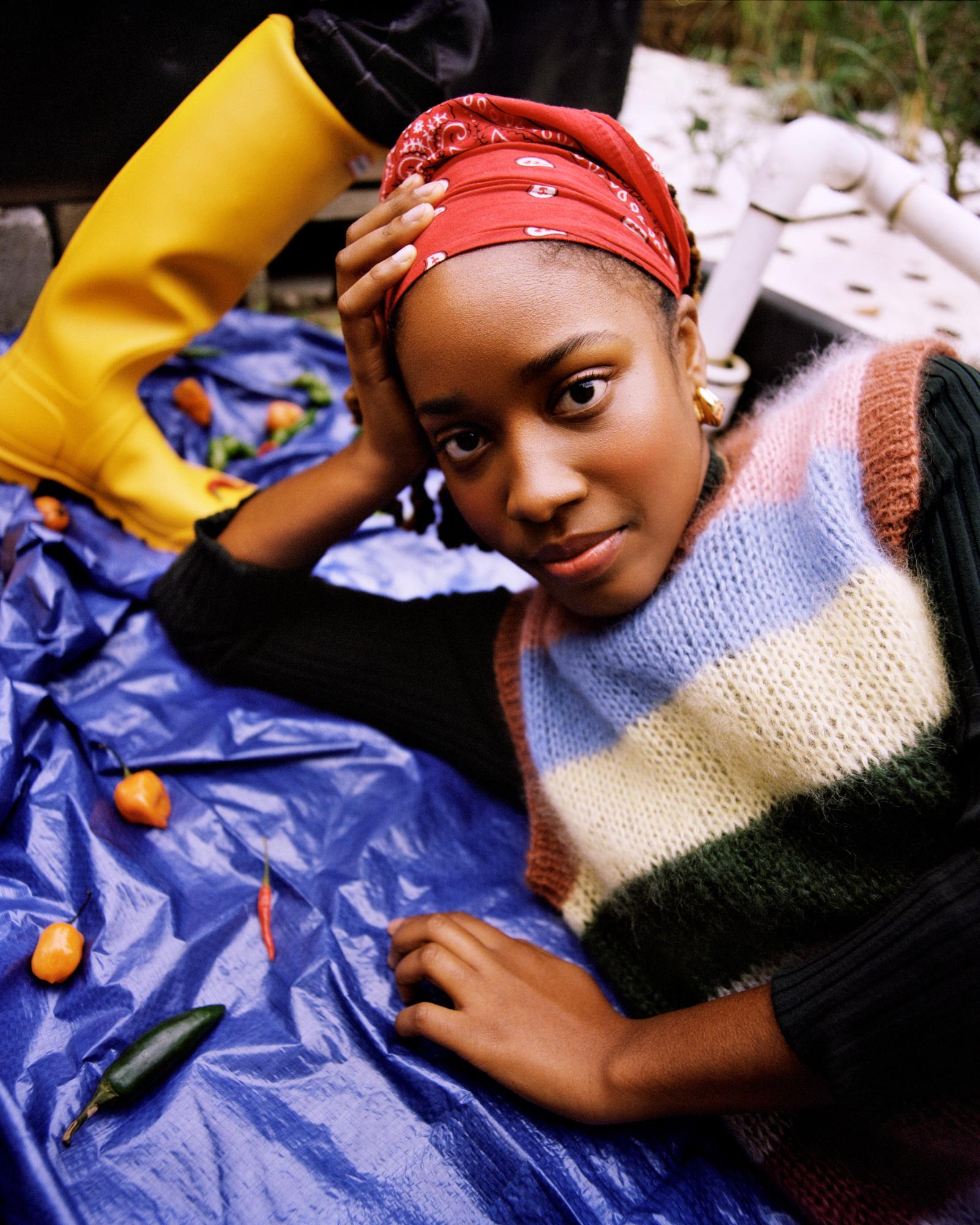 Teen Vogue BIPOC Farmers