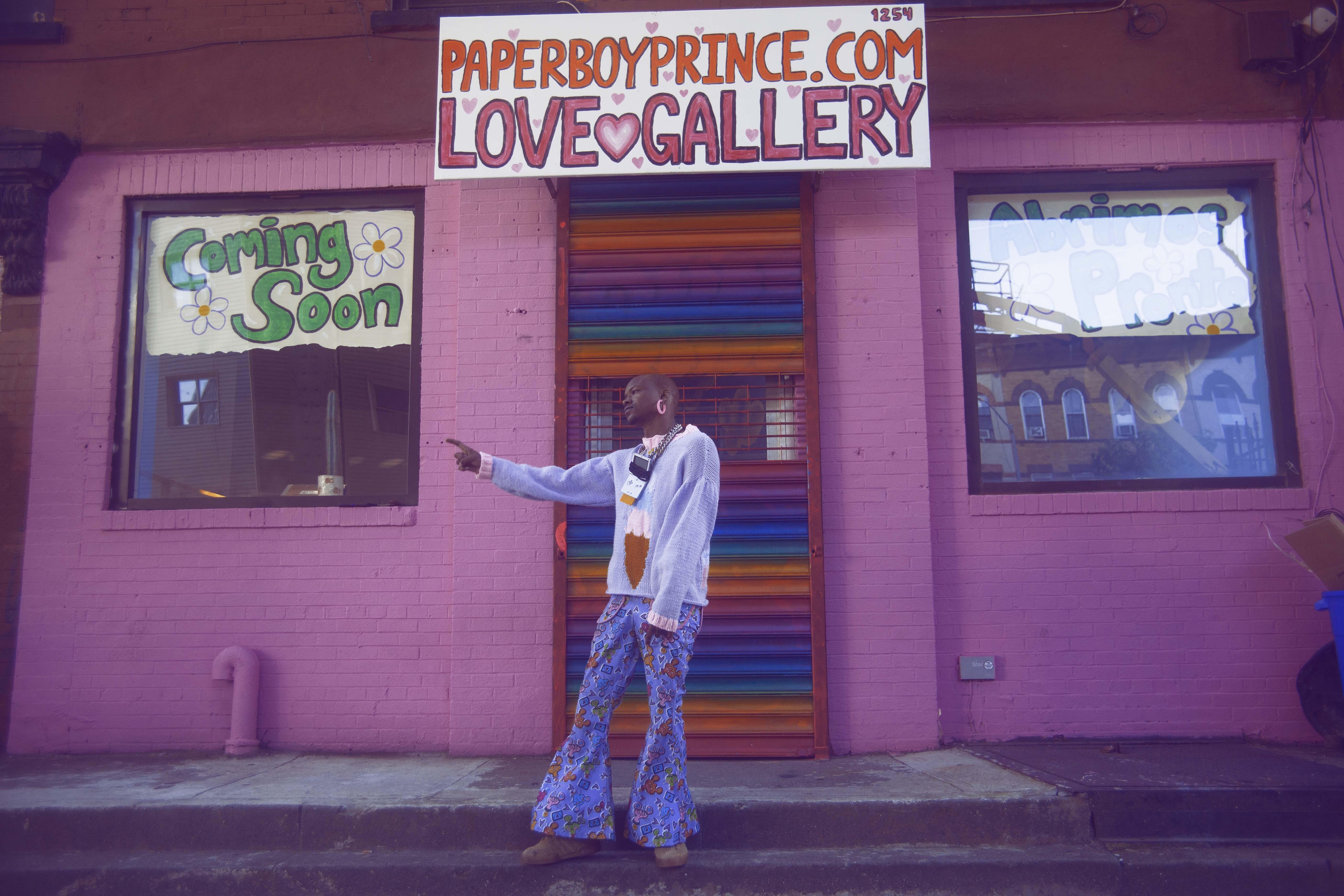 Nico Kartel Shoots for Highsnobiety