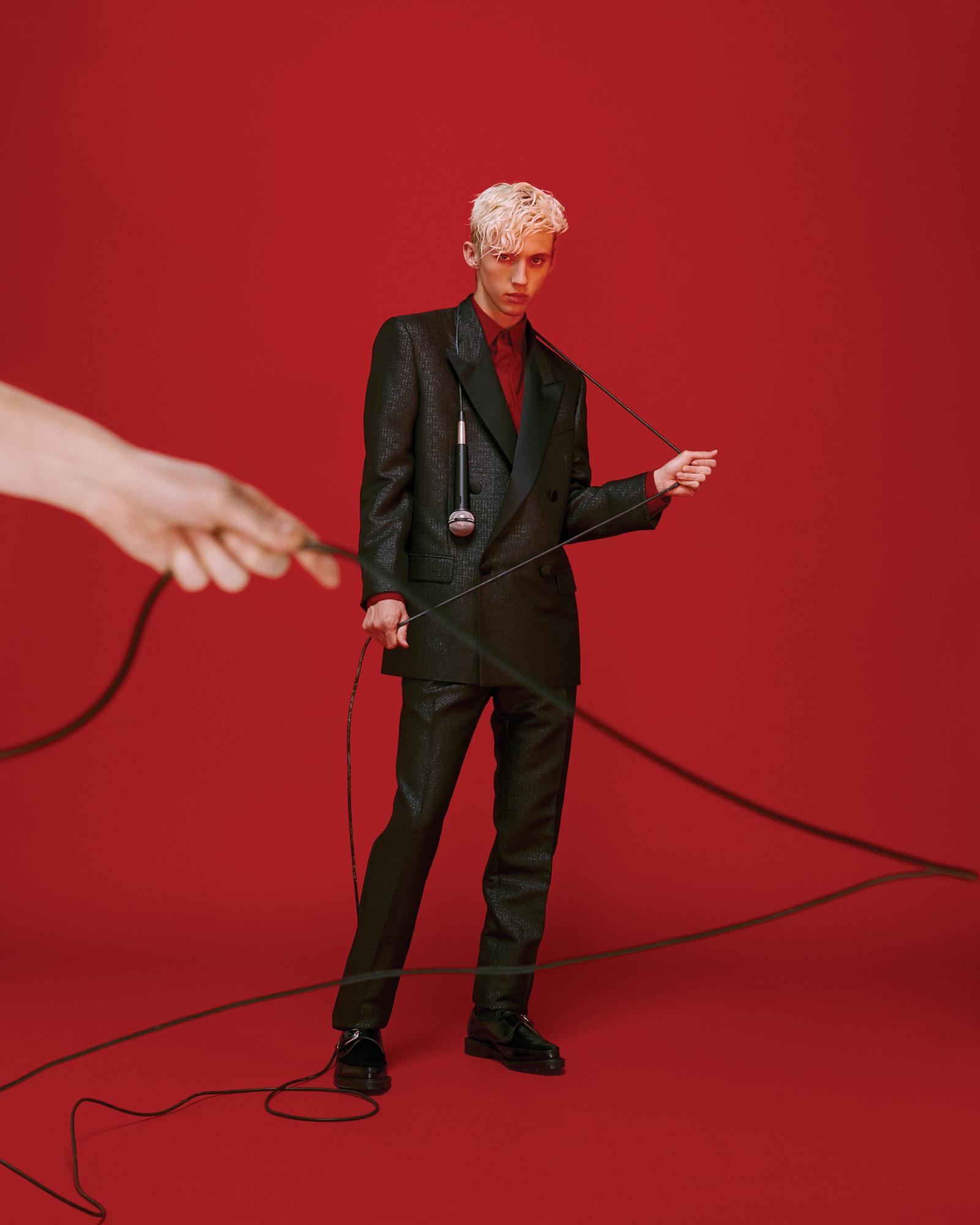 Troye Sivan for GQ Magazine