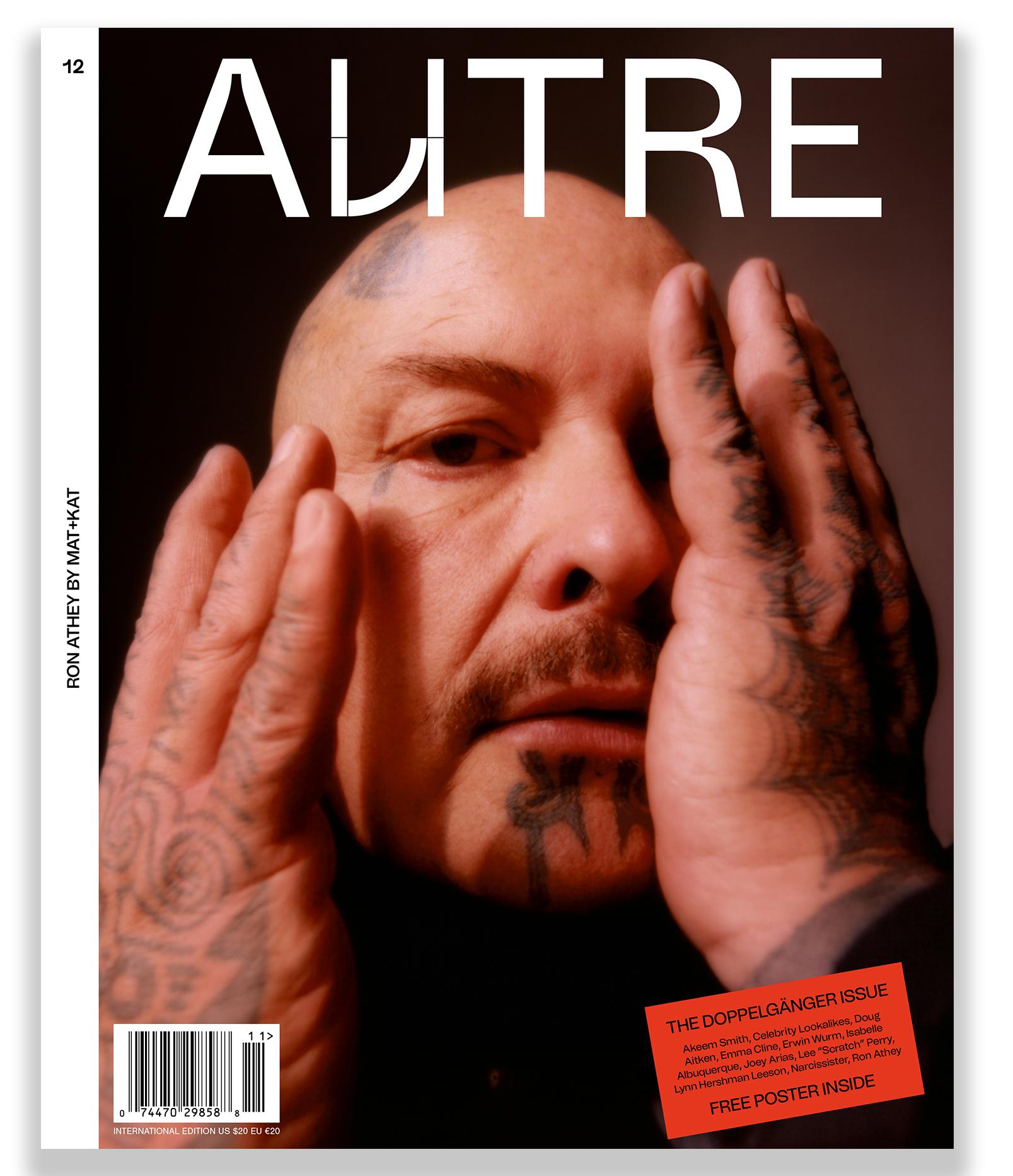 Ron Athey for Autre Magazine