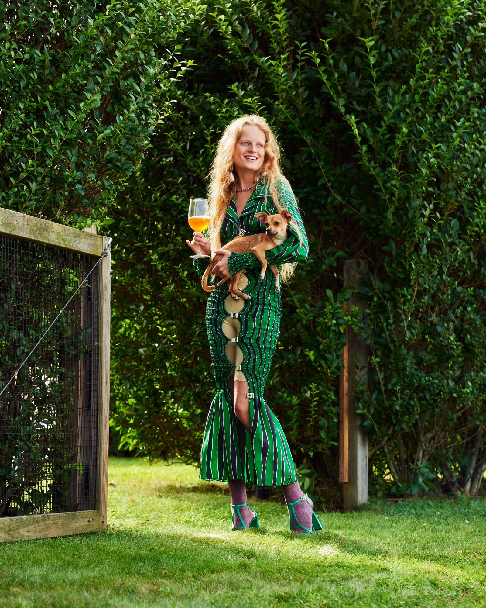 Candy Magazine Issue 12 Ft. Hanne Gaby Odiele