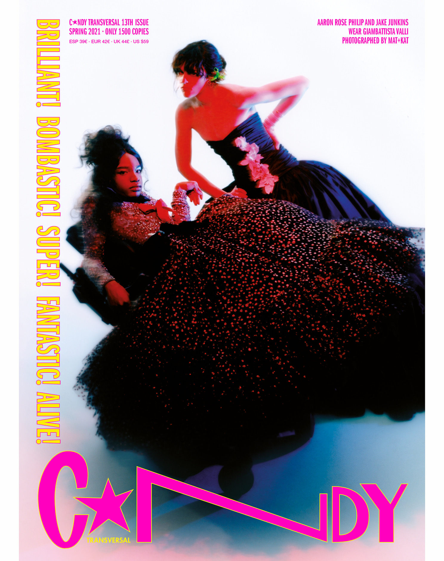 Candy Magazine Ft. Aaron Philip + Jake Junkins