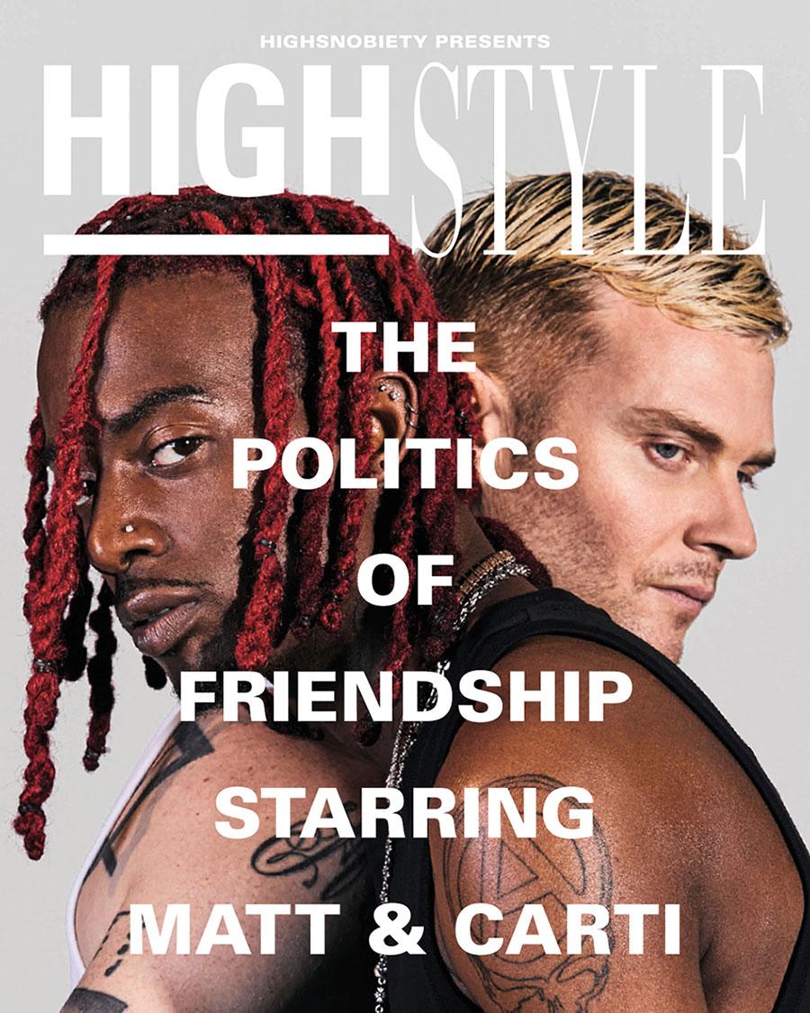 Highsnobiety Spring 2021 feat. Playboi Carti & Matthew Williams