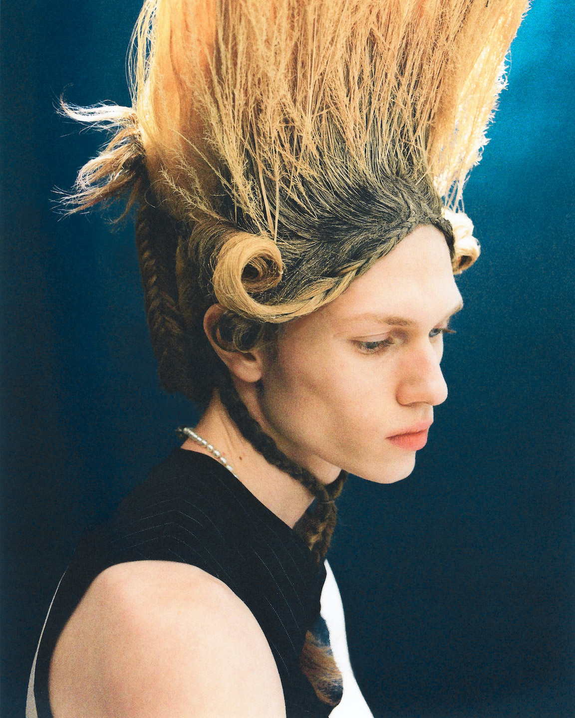 Dazed Beauty Ode To Historical Updos