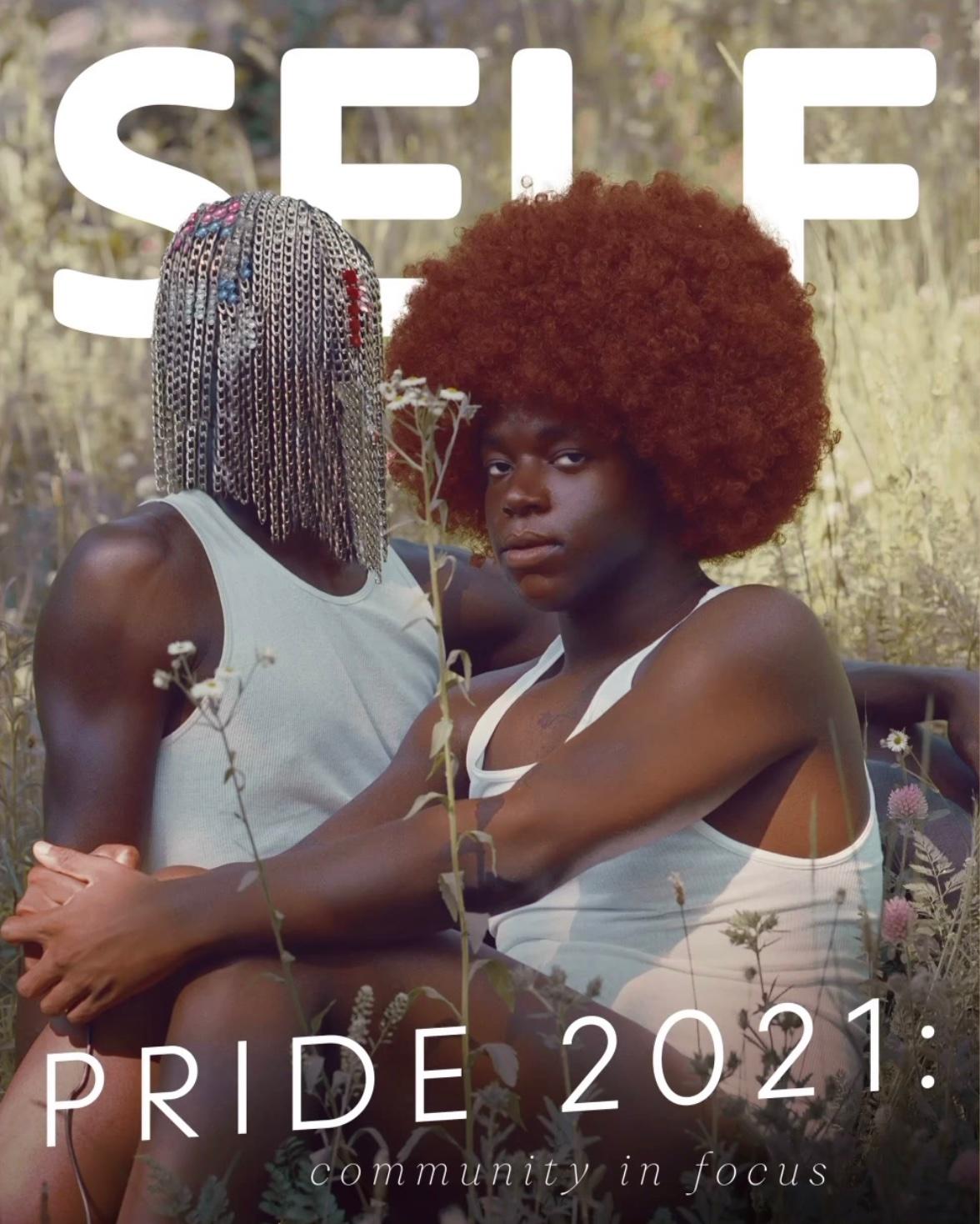 Self Magazine Pride Shoot