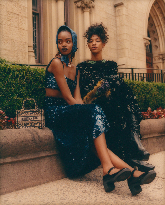 Church Girls for Coveteur