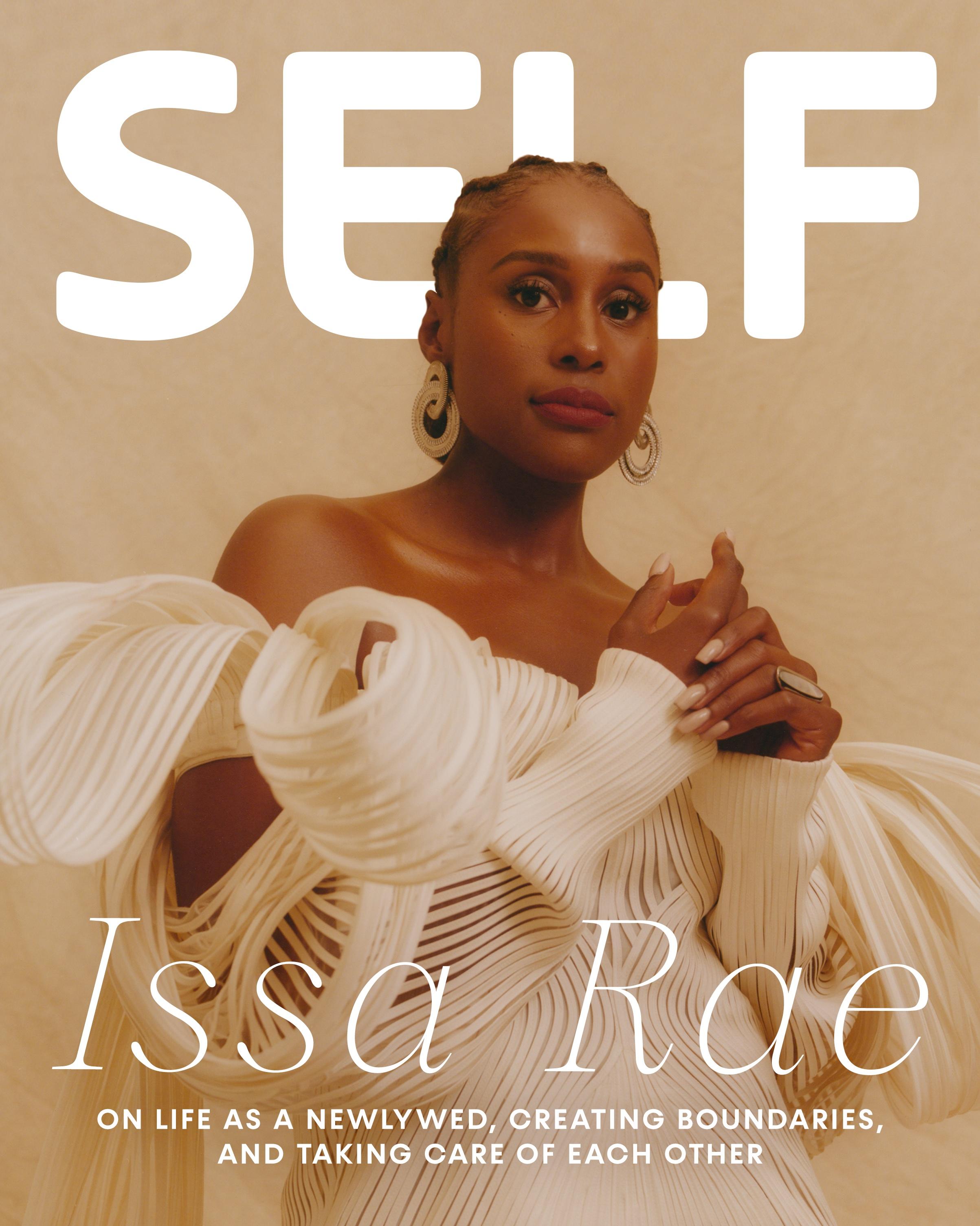 Issa Rae Self Cover