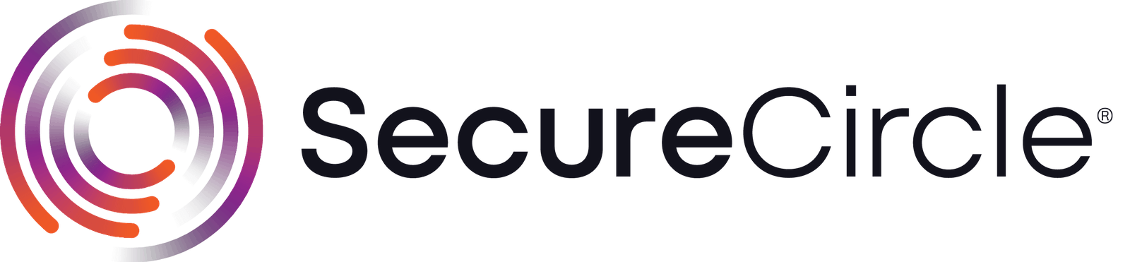 SecureCircle light background dark text logo