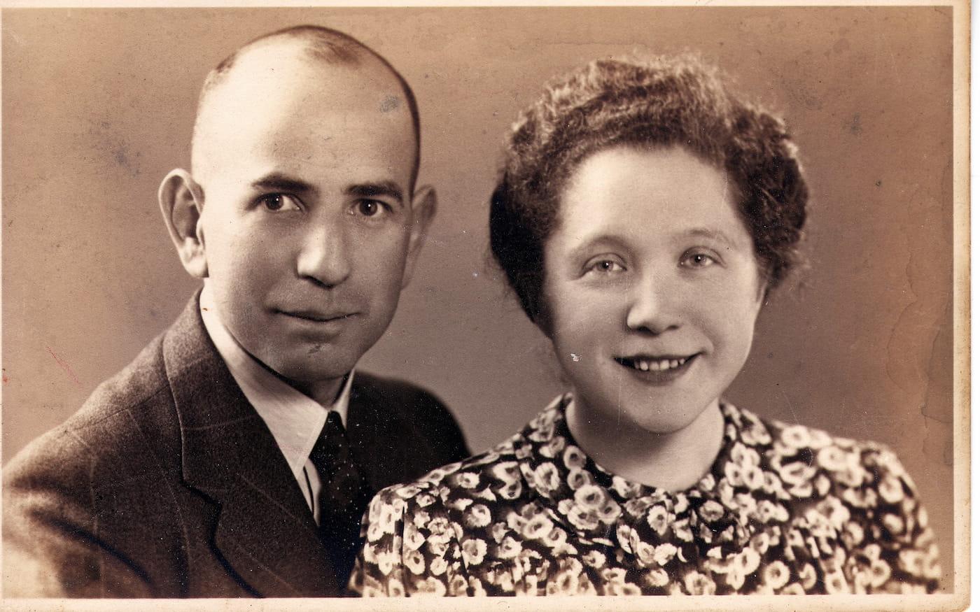 Echtpaar Hermann-Elias
