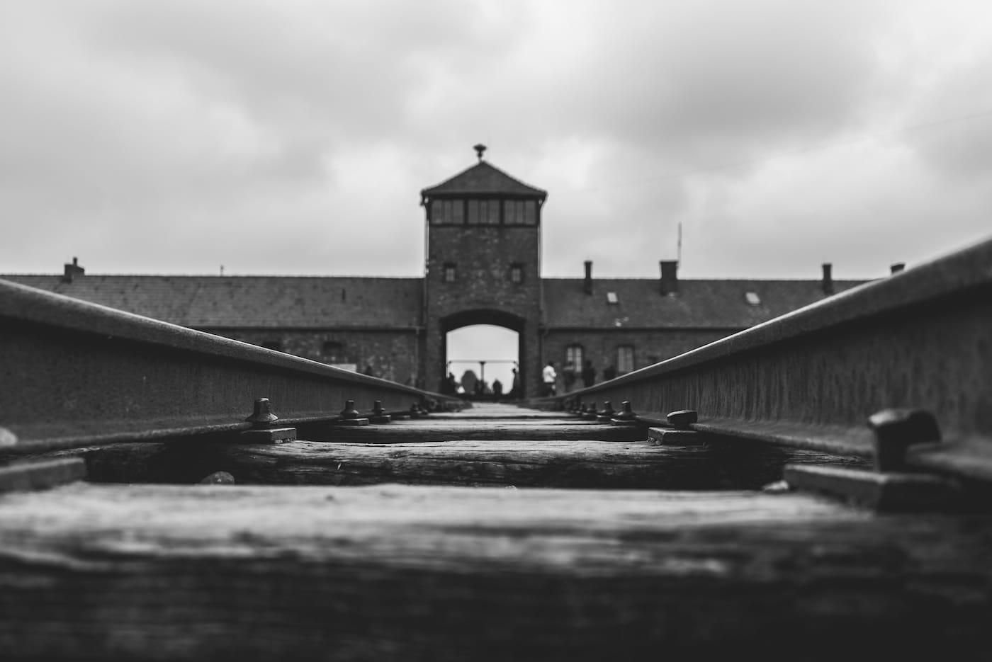Birkenau: de toegangspoort - blog