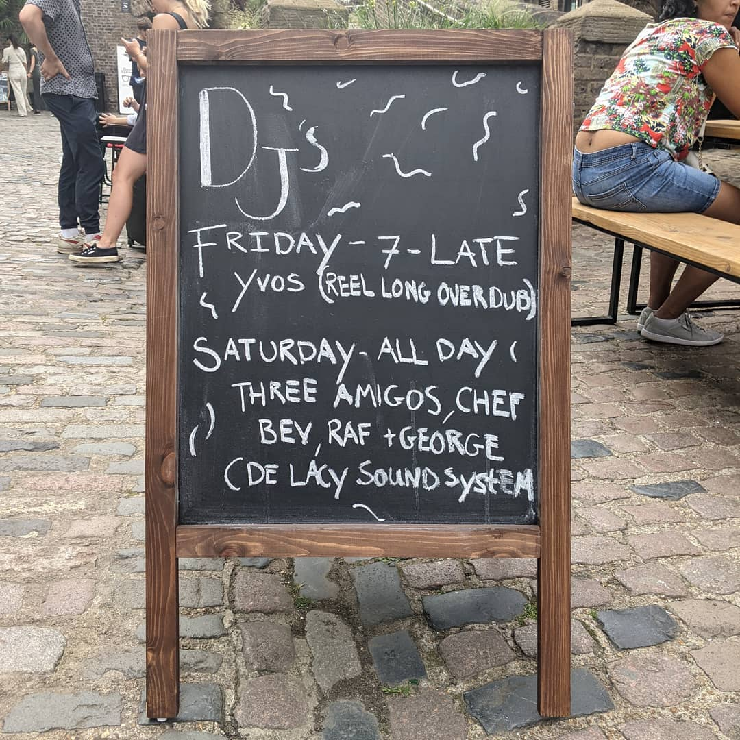 Friday  7-Close with Yvos @brudenellgroove / @reellongoverdub  Tonight we have Yvos from Reel Long Overdub coming down to The Farrier terrace for what looks like our only evening in the sun this weekend. Reel Long Overdub are hot on the heels of their compilation releases and their debut Long Player 'Intimacy' from @sah_lami . Today the premier of SAH was released in Mixmag and will see a full release on the 6th August.  As part of the collective Brudenell Groove their sounds have spread from Brilliant Corners to numerous parties throughout Leeds. We are therefore excited to usher in the first weekend at The Farrier with the restrictions lifted and our bar service open to standing customers.  Yvos will be bringing down the sounds of South America, from MPB to Brazilian Disco right to chuggin' Italo, something for everyone in the blazing sun.  Sounds of Yvos  https://www.mixcloud.com/BrilliantCorners/brudnell-groove-251017/
