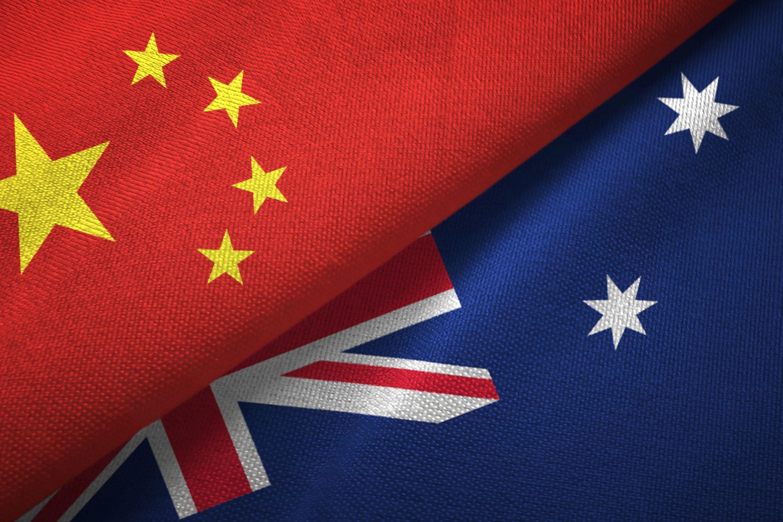 Australia - China Relations. Lowest Ebb
