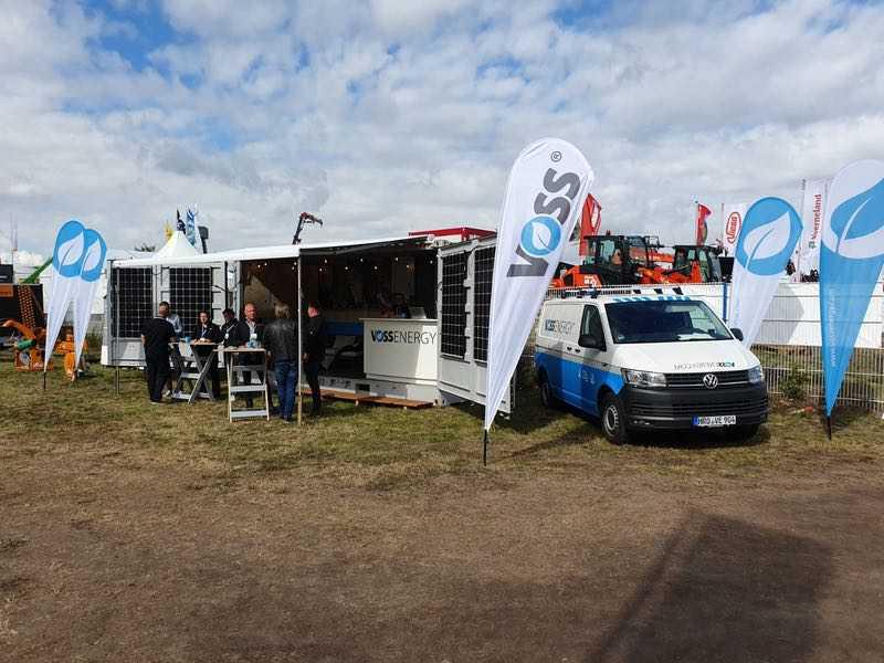 Mela 2019 Voss Energy Stand