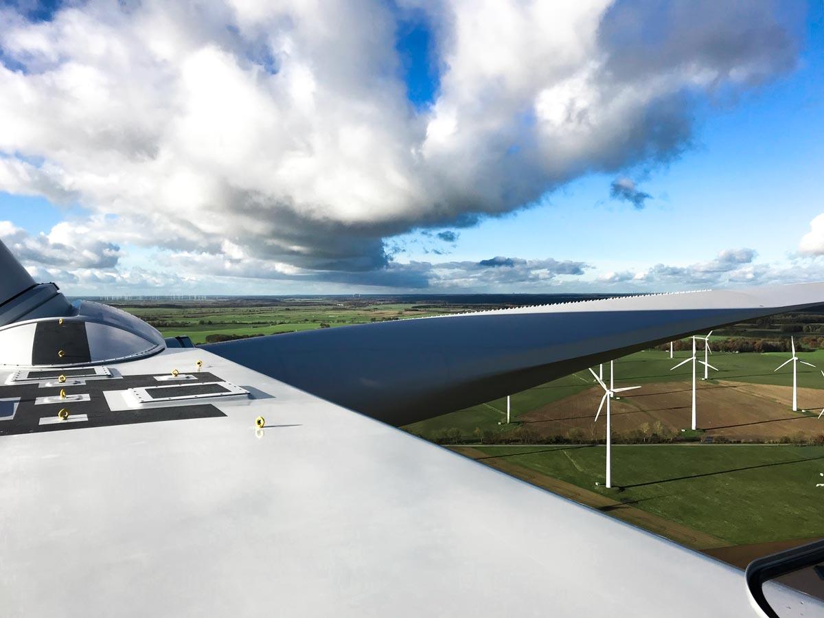 Windpark Werder Lübz