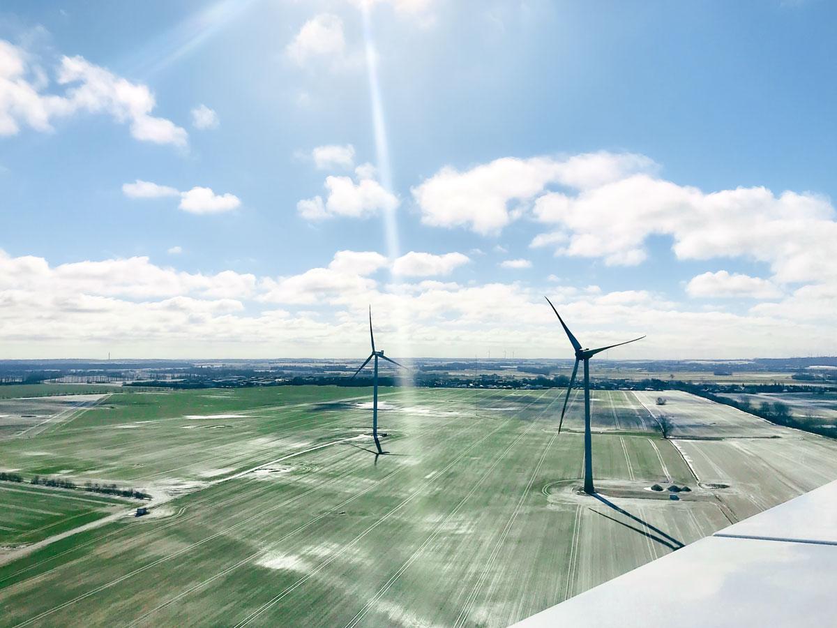 Windpark Bargeshagen