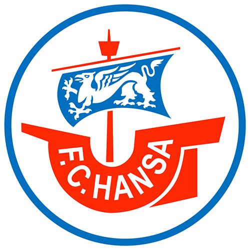 Logo FC Hansa Rostock Wir sind Sponsor