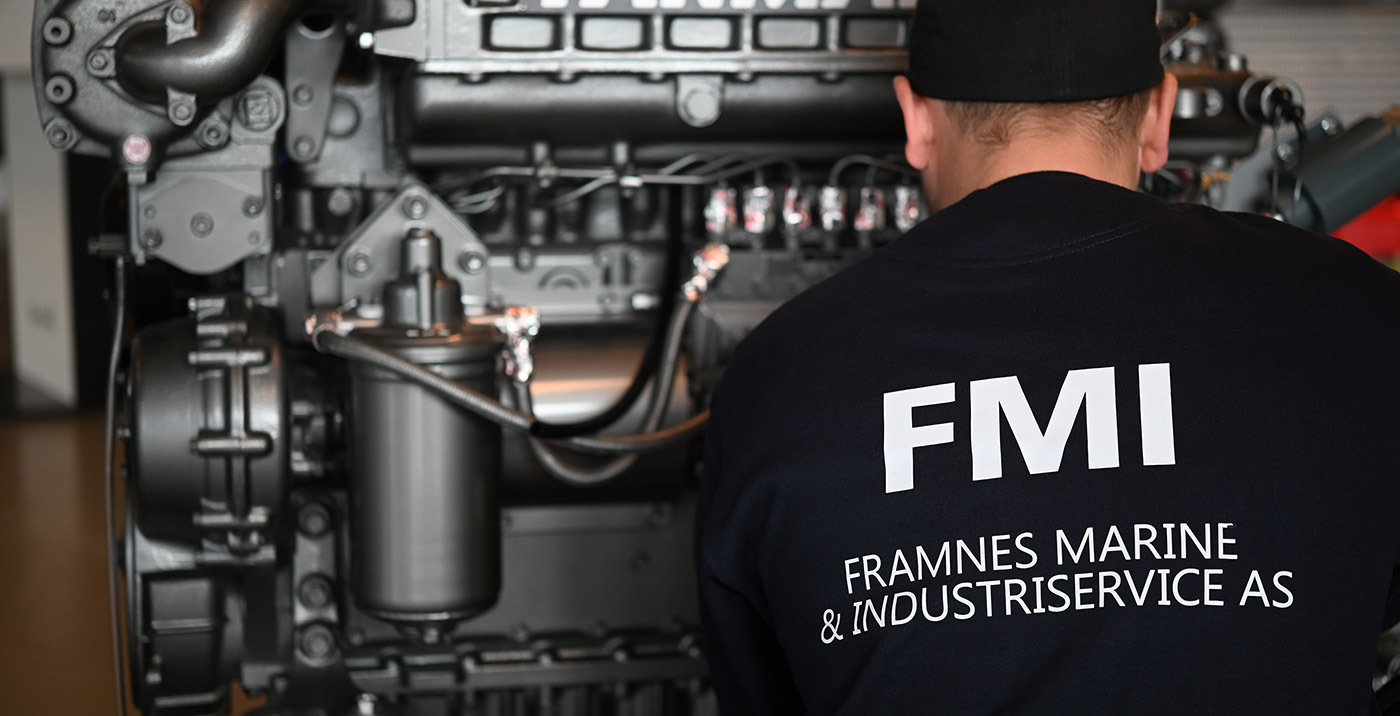 Kort om Framnes Marine & Industriservice As ( FMI AS )