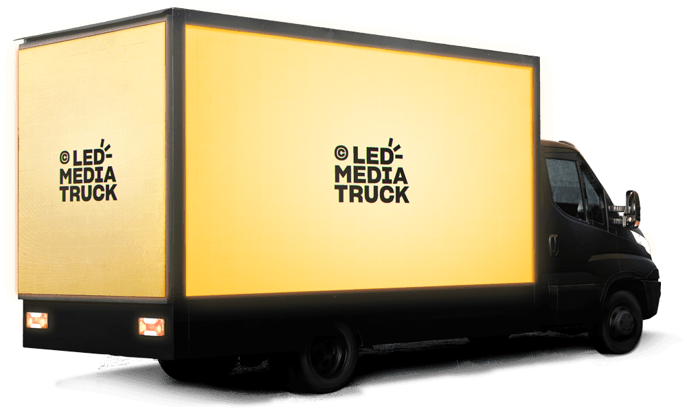 Découvrir le Led Media Truck
