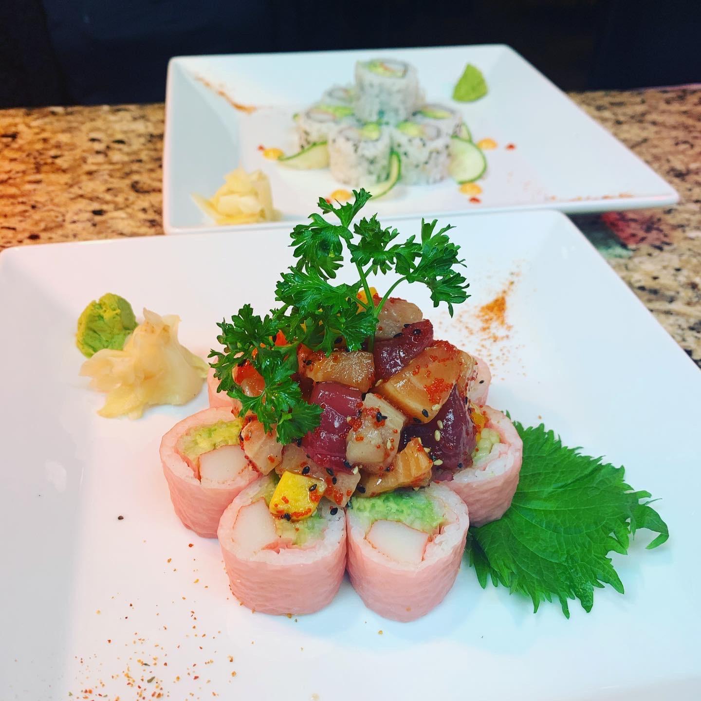 Zen Sushi From Azur Restaurant