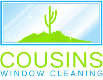 Cousin's Window Cleaning logo