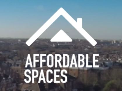 affordable spaces logo