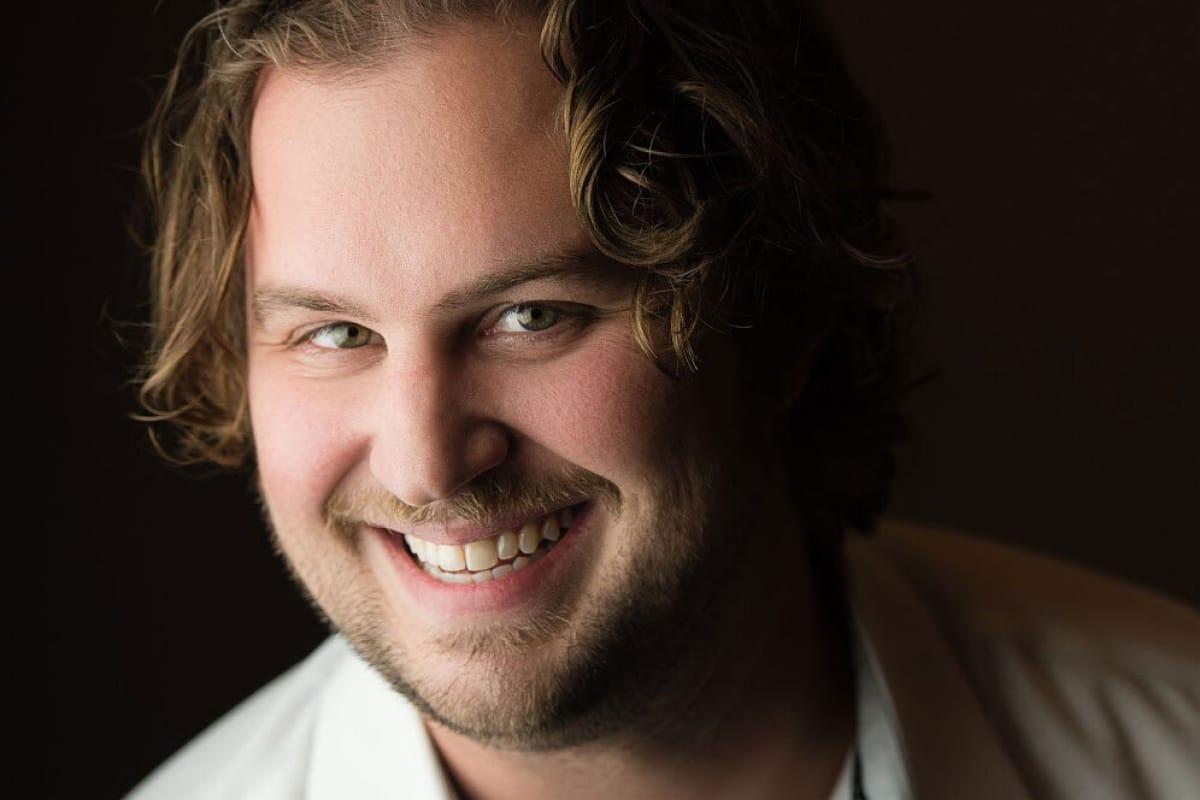 Headshot of Matthew Kemmetmueller
