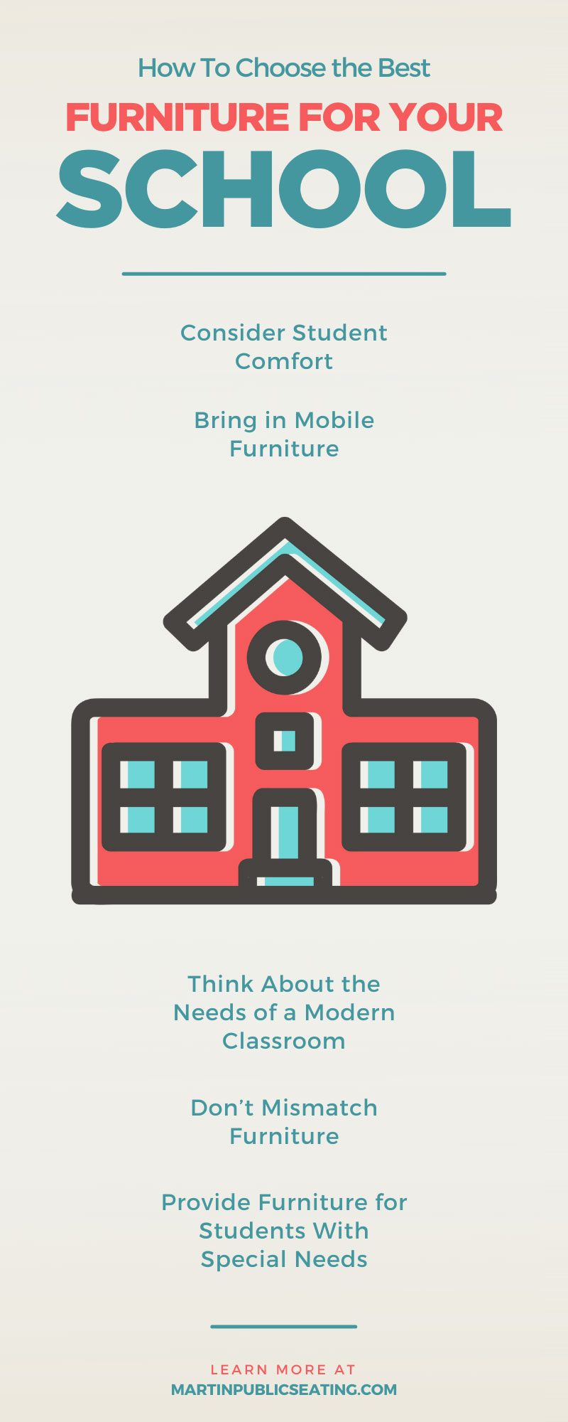How To Choose the Best Furniture for Your School
