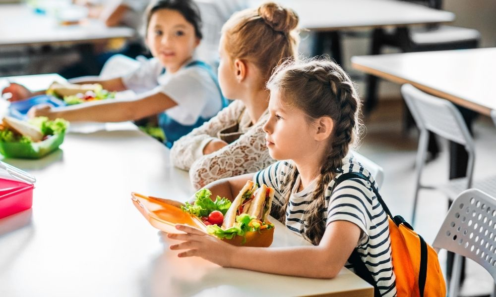 How To Choose the Right Cafeteria Seating for Your School
