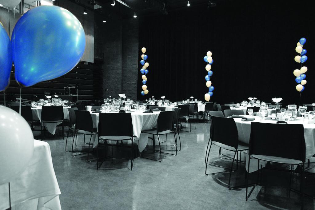 Banquet Hall Balloons