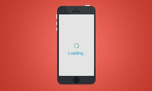 App loading screens can put the user off. Here's why.