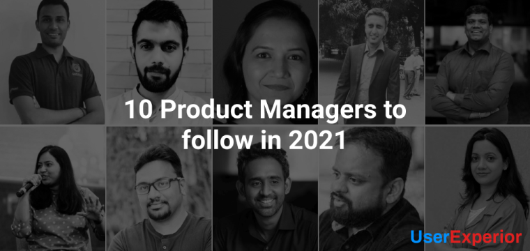10 Product managers to follow in 2021