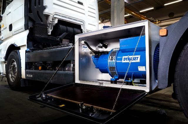 Hydraulisk Generator