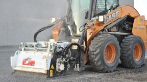 Simex PL1000 kompaktorlaster for gravemaskin
