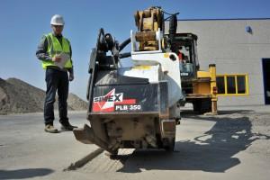 Ankerløkken leverer asfalt og betongfres