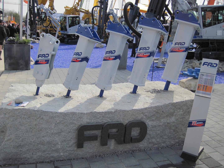 Liten serie for bæremaskin 0,5–7,0 tonn
