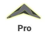 A close up of a logoDescription automatically generated