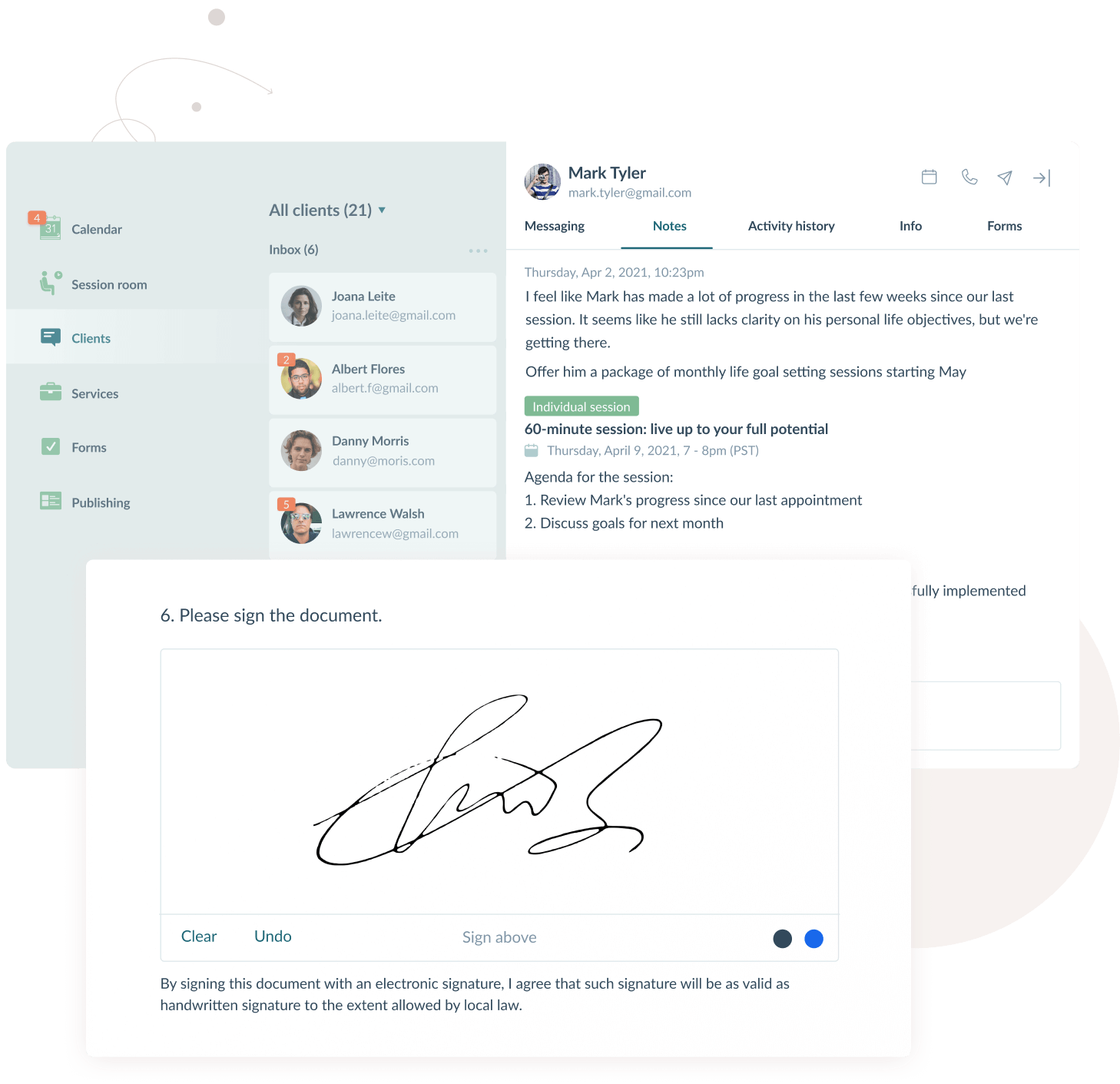 Provide your company with a customer experience with the Profi Polatform that remembers and sells