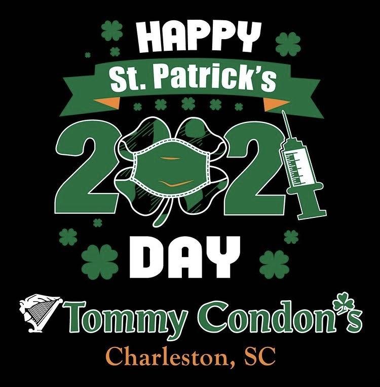 Tommy Condon's Charleston, SC St. Patrick's Day
